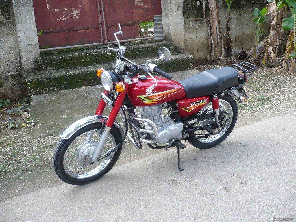 Honda Tmx 155  U2013 Tricycles Philippines